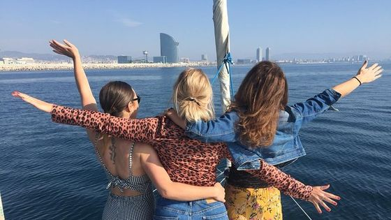 Private Sailing Experience Barcelona up to 11 people, 2/3/4 hours