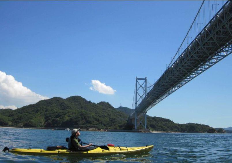 廣島波海道海上皮划艇1日遊