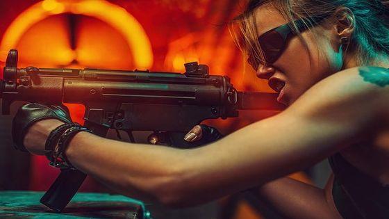 Machine Gun America - Pick 4 Experience