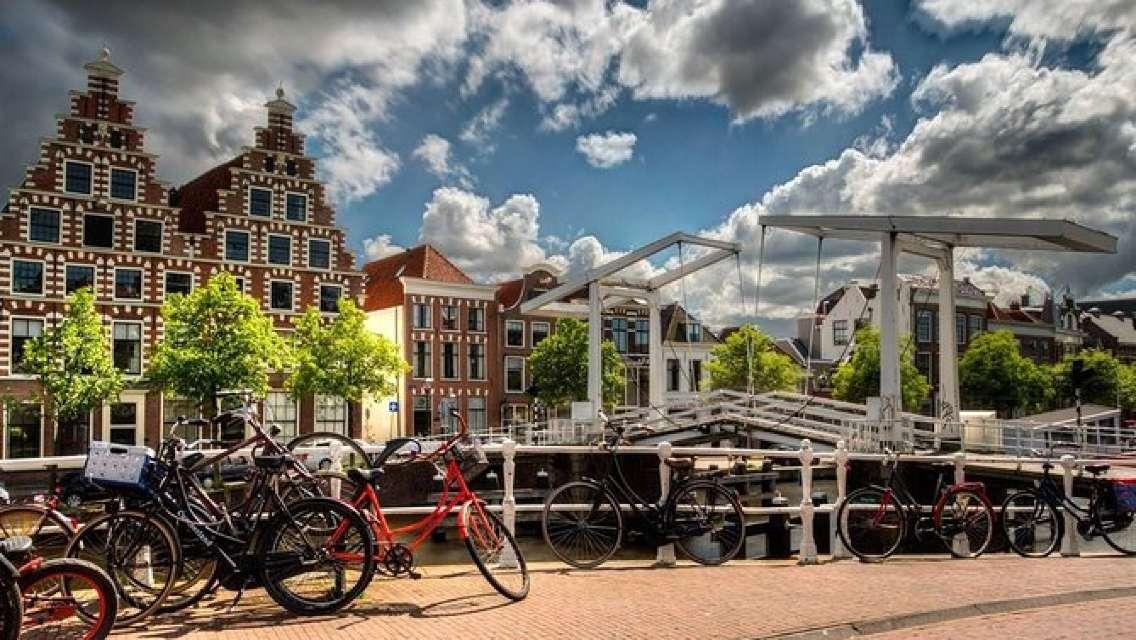 Private Haarlem Walking Tour Through Old Town