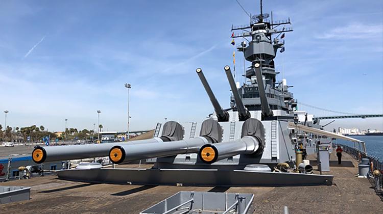 洛杉磯愛荷華戰艦博物館門票