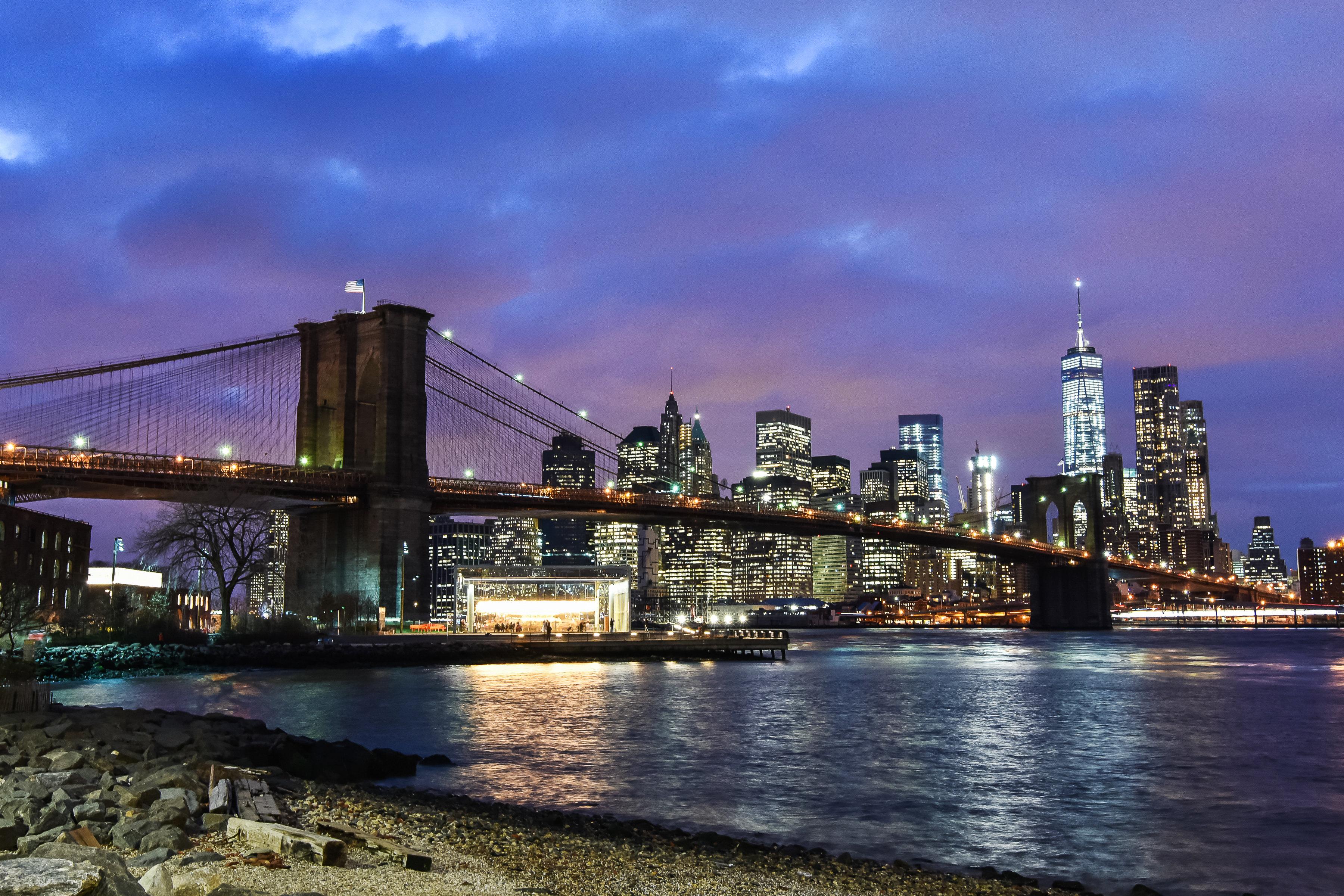 紐約6小時深度步行體驗遊一日遊