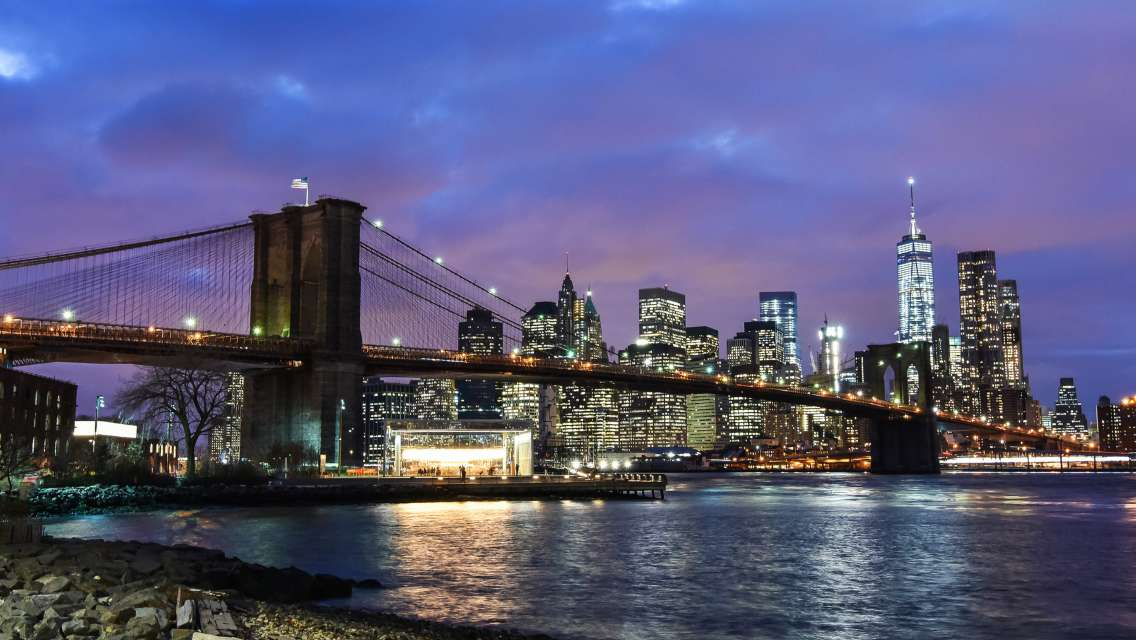 6 Hour New York Walking Day Tour