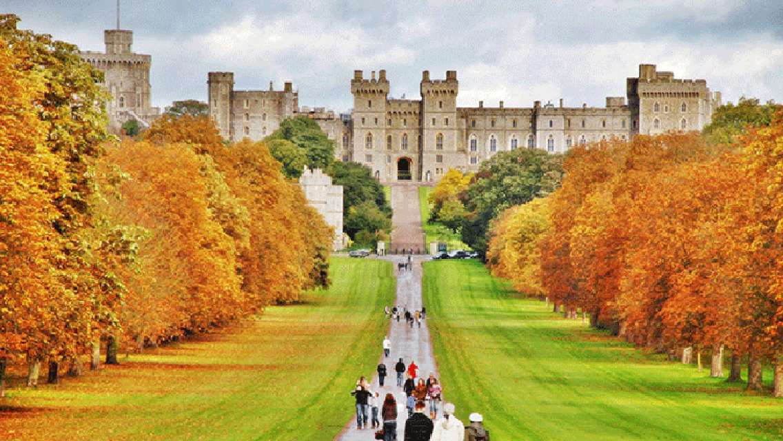 Windsor Castle Admission Ticket & Audio Guide Tour
