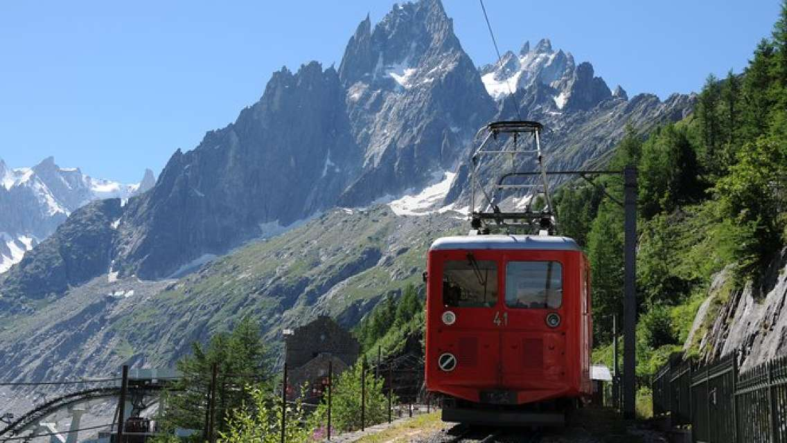 Chamonix Mont Blanc Gold All inclusive Tour from Geneva