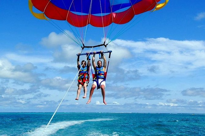 Miami Parasailing and Segway Tour Combo