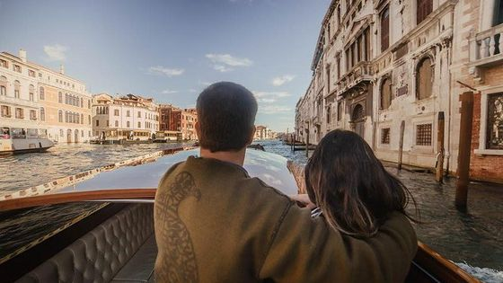 Private Grand Canal Boat Tour , Murano and Burano 6 hours