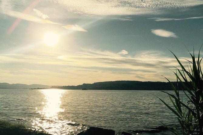 Lake Zurich Sunset Boat Tour
