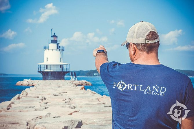 Portland, Maine Lighthouse Tour-2 hours