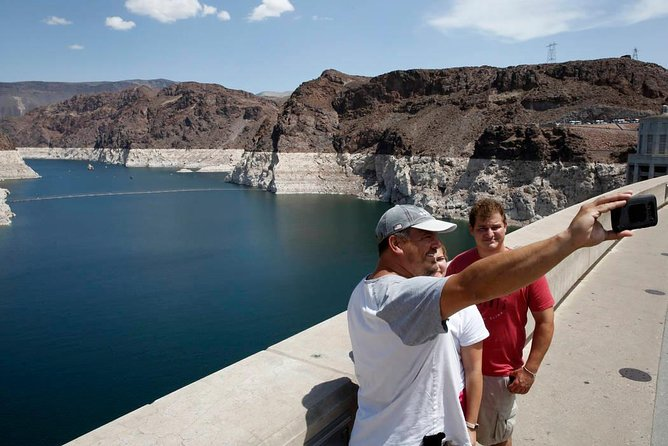 Hoover Dam Deluxe Motor-Coach Tour