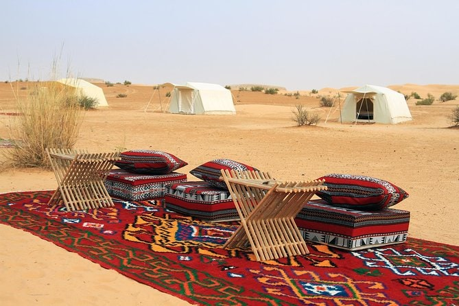 Overnight Luxury Tunisia Sahara Desert Safari by 4x4 from Tozeur