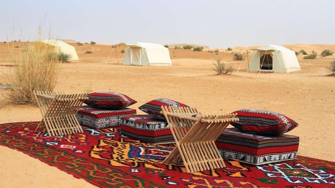 Overnight Luxury Tunisia Sahara Desert Safari by 4x4 from Tozeur