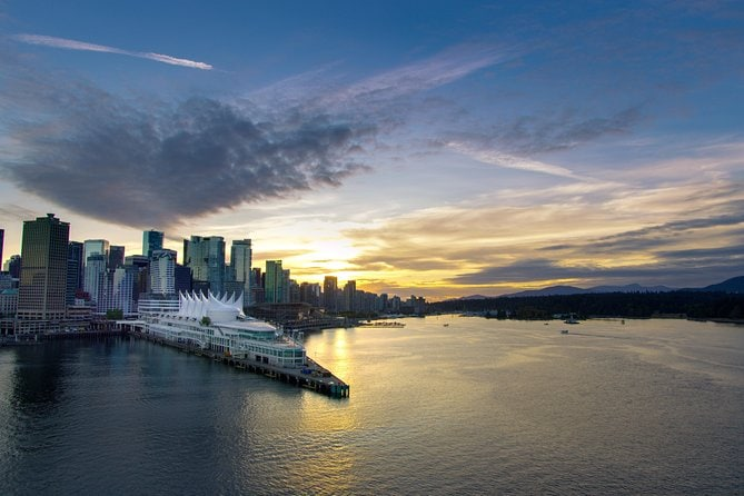 Evening Tour of Vancouver
