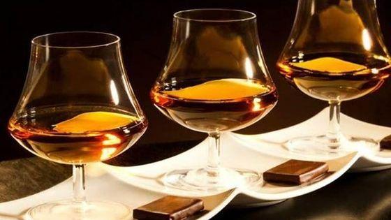 Irish Whiskey Tasting in Dublin