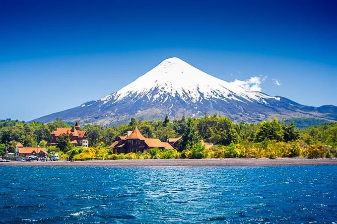 Puerto Varas: Full Day - Peulla navigation