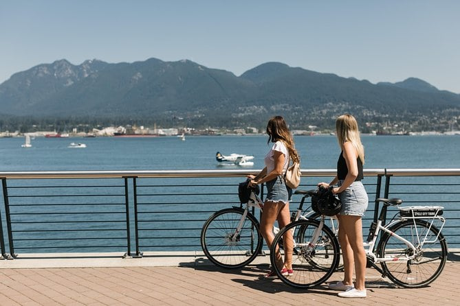 Independent Bike & E-bike Tour of Vancouver