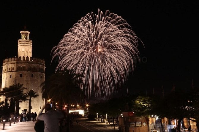 New Year's Eve Party Crawl in Seville