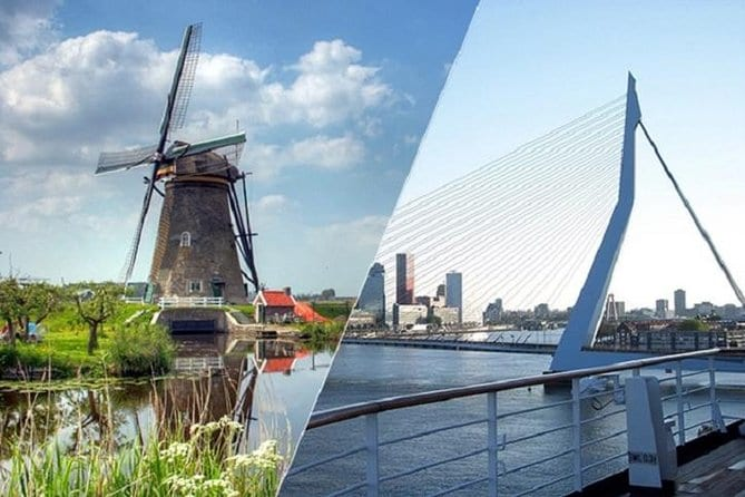 Private Day Trip from Amsterdam to Rotterdam and the Hague