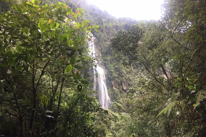 La Chorrera Waterfall - Unique countryside experience close to Bogotá