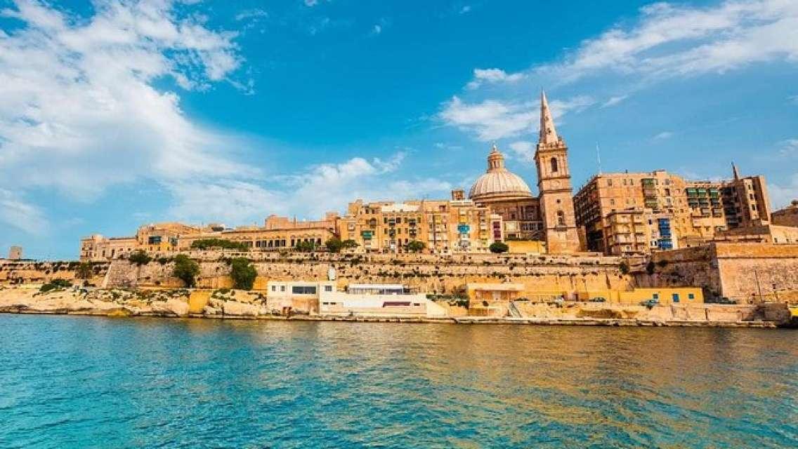 Private 8 hour tour to Valletta, Marsaxlokk & Mdina from Valletta (Hotel-cruise)