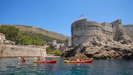 Adventure Dubrovnik - Sea Kayaking and Snorkeling Tour