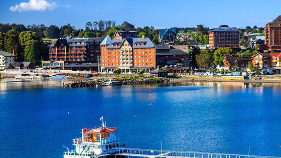 Puerto Montt: Half day traditional city tour