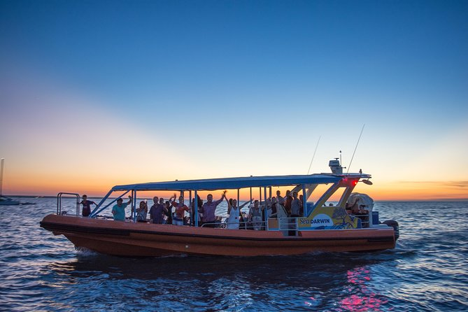 Darwin Sunset Cruise, Including Fish 'n' Chips