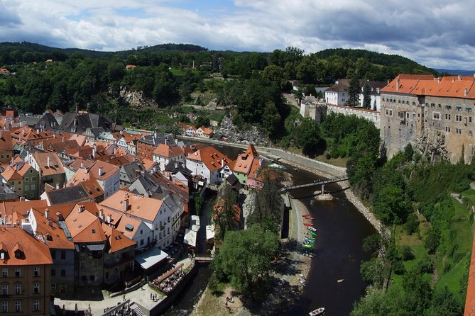 Shared Shuttle Service from Vienna to Cesky Krumlov