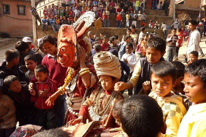 Exploring Patan and Bhaktapur Small Group Tour