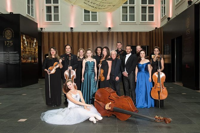 Classical concert in House of Music with Imperial classic orchestra