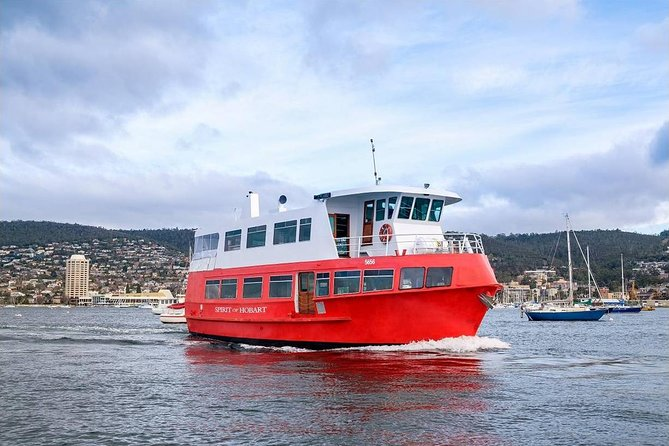 Derwent River Historic Harbour Cruise From Hobart