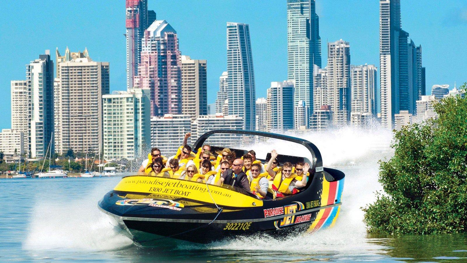 Premium Jet Boat Adventure