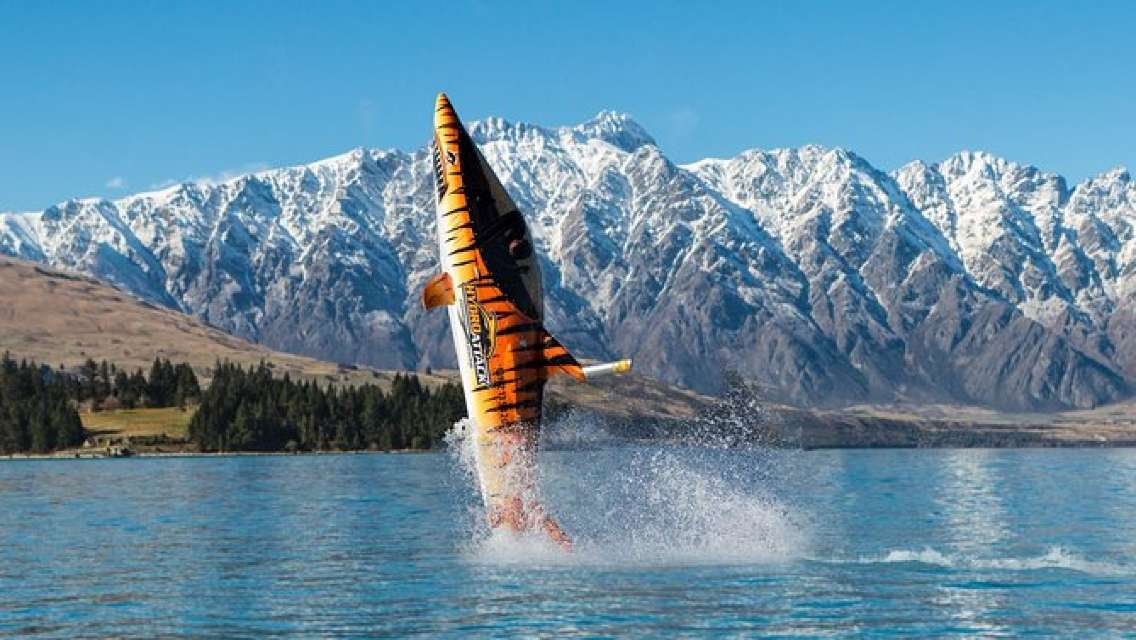 Private Hydro Attack Experience in Queenstown