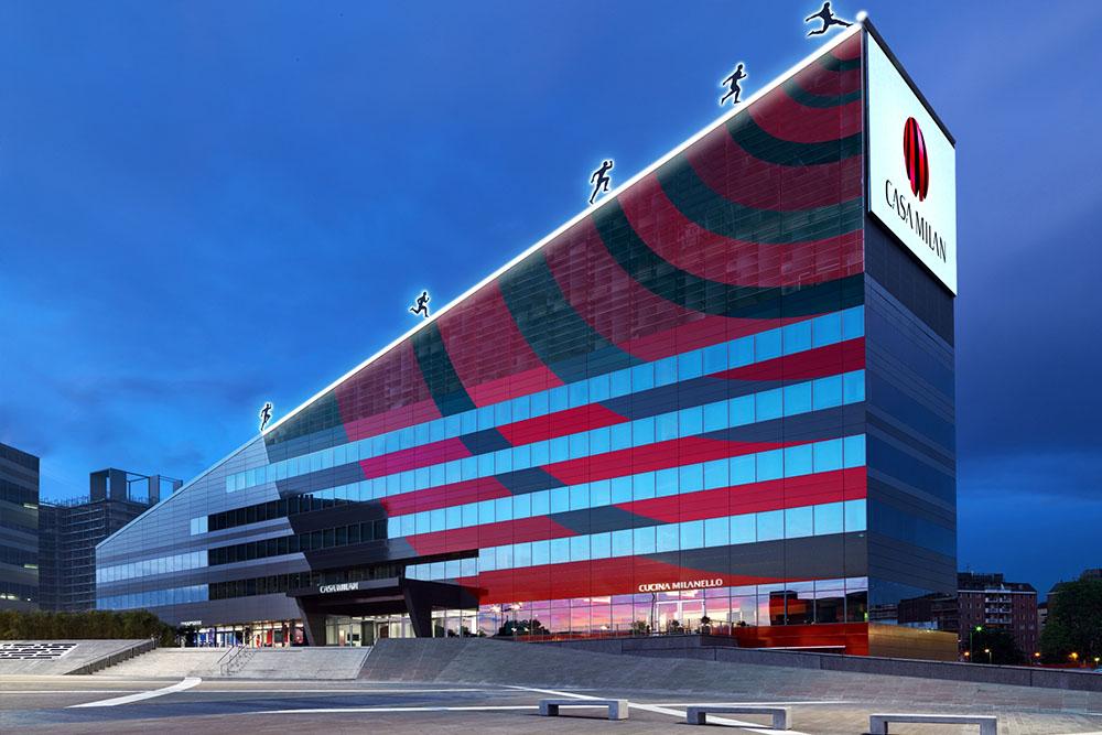 MILAN FOOTBALL TOUR: SAN SIRO STADIUM AND CASA MILAN