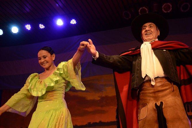 Salta Historic Folk Walk Including a Traditional Peña