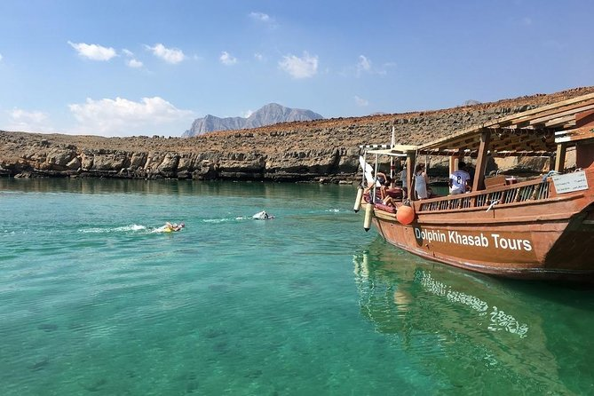 Private Half day dhow cruise