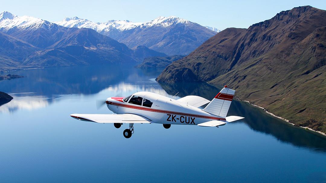 新西蘭瓦納卡開飛機體驗(無需經驗+20/30/60分鐘可選)