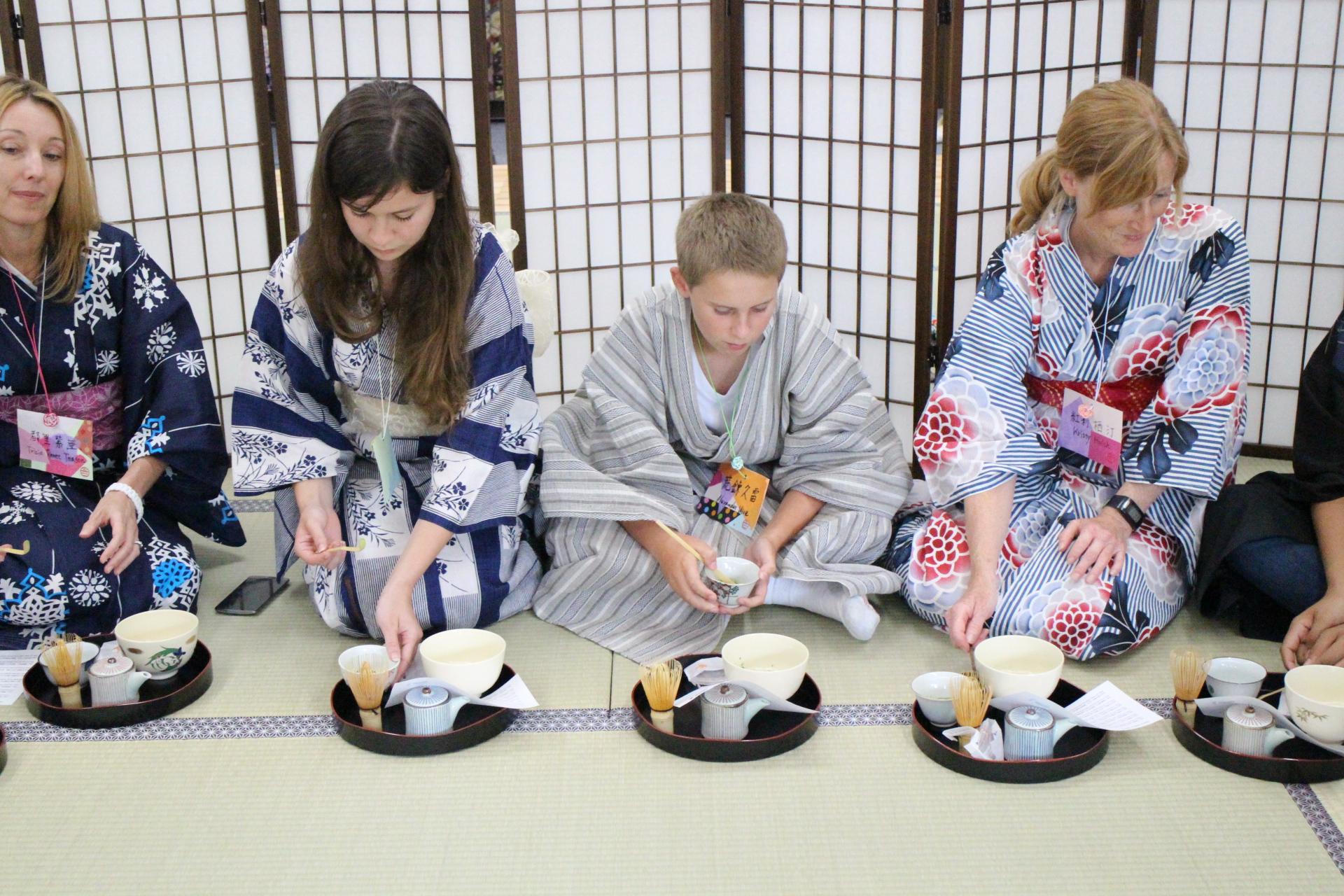 去廣島體驗日本和服文化