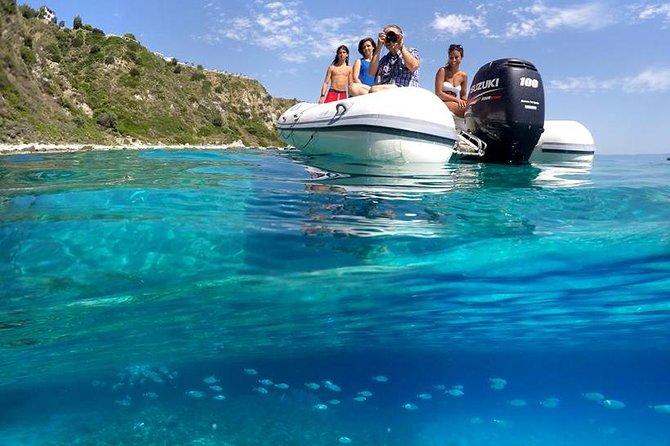 (AFTERNOON) Excursion COSTA DEGLI DEI - Snorkeling from Capo Vaticano to Tropea