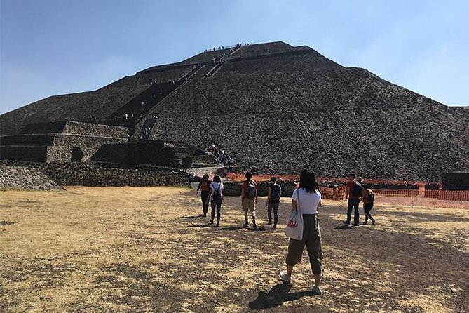 Skip the Line: Teotihuacan Entrance Ticket