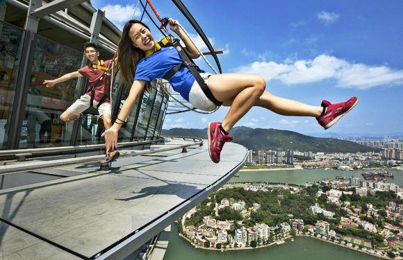 澳門觀光塔空中漫步 Skywalk 體驗/百步登天 Mast Climb 體驗(官方出票)