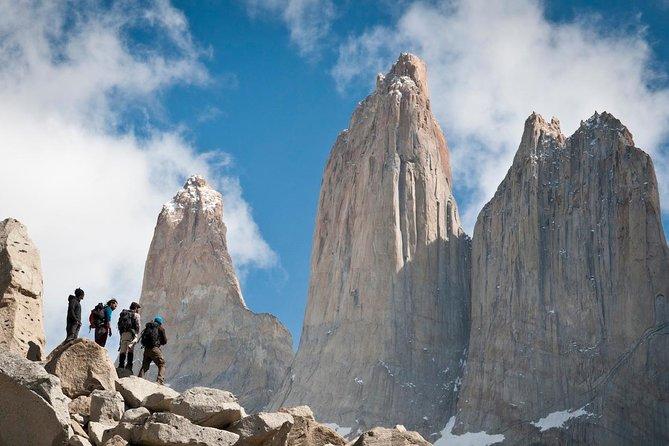 Full-Day Hiking Base Las Torres - Torres del Paine National Park