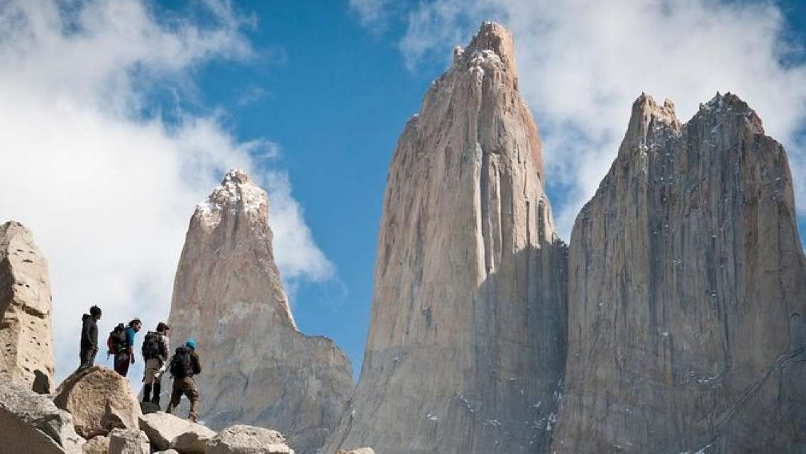 Full-Day Hiking Base Las Torres - Torres del Paine National Park