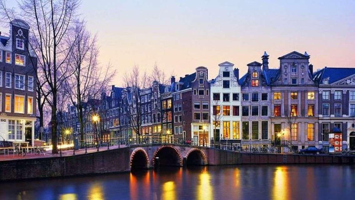 Amsterdam Comedy Show Cruise