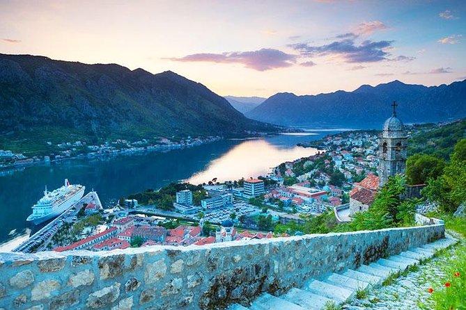 Bay of Kotor, Kotor, Budva Sea pearls of the Montenegro coast