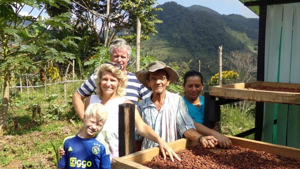 Peacebuilding in Antioquia and Medellin, From Coke to Cocoa!
