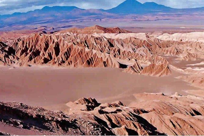 Moon Valley & Death Valley Tour from San Pedro de Atacama
