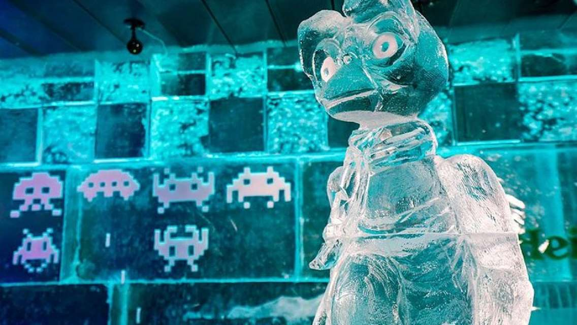 Skip the Line: The Ice Bar Experience at Icebarcelona Ticket