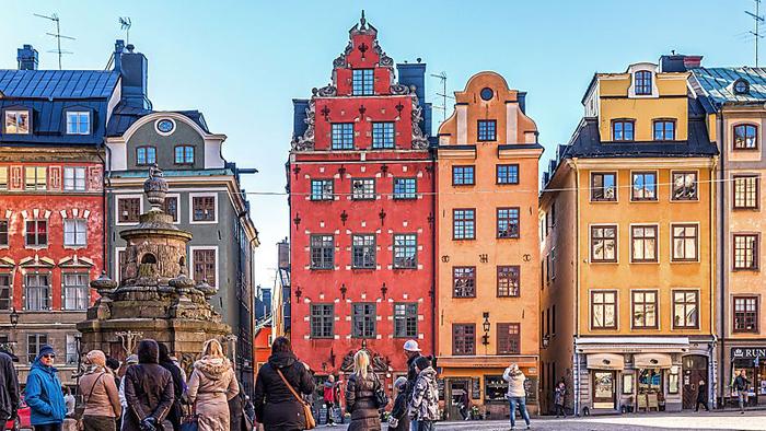 斯德哥爾摩 老城區和瓦薩博物館半日遊(乘坐渡輪前往 Djurgården)