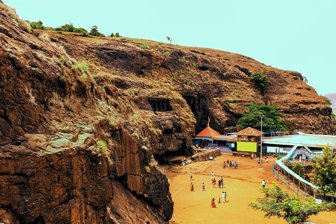 Private Full-Day Excursion to Karla and Bhaja Caves from Mumbai